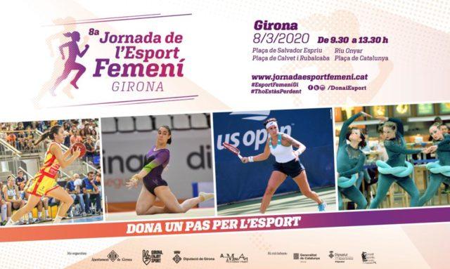 8a Jornada de l'Esport Femení